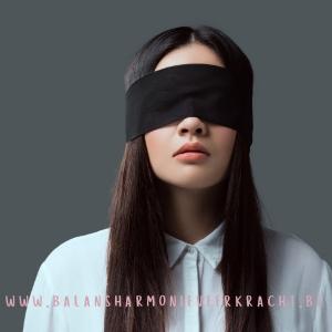blindheid veroorzaakt door chronische stress en burn-out