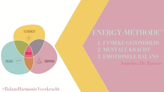 energy methode fysieke gezondheid mentale kracht emotionele balans